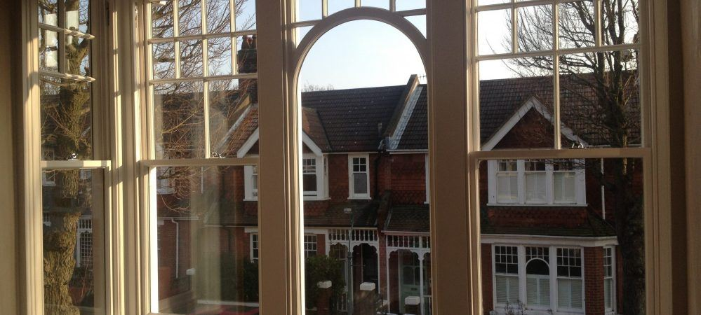 Sash window restoration Brighton and Hove