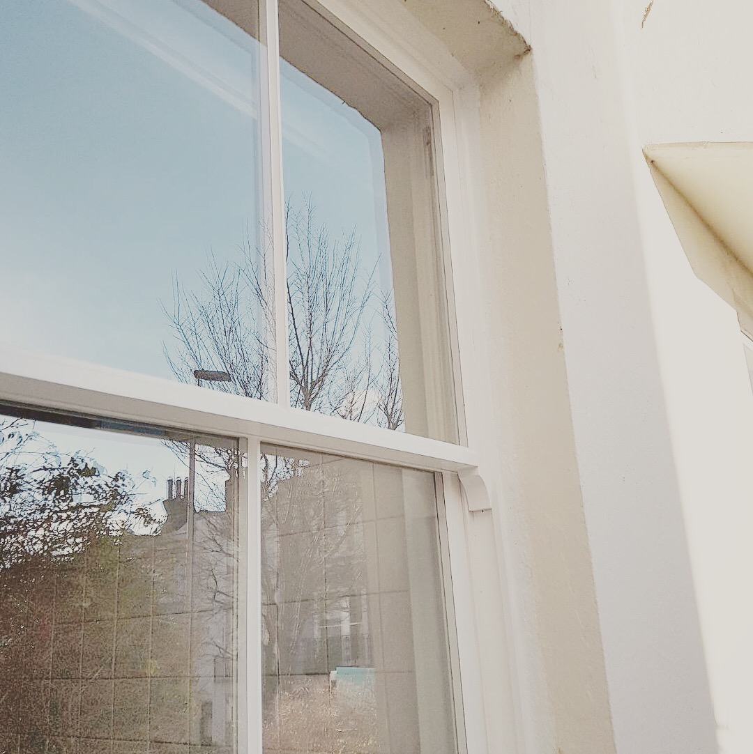 Sash window restoration Hove - rotten window 3