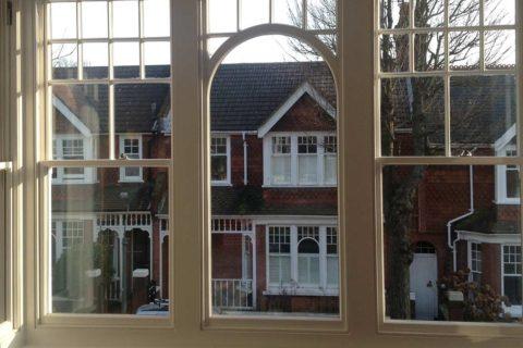 Bay Sash Window Repair in Hove