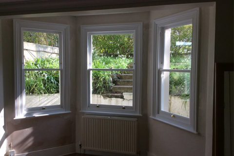 sash window by swr in hove bn3